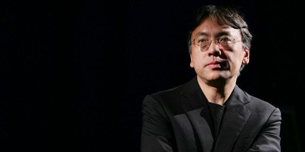 Author Kazuo Ishiguro photographed during an interview with Reuters in New York on April 20, 2005. Ishiguro's...