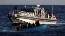 Douze migrants clandestins, dont quatre Marocains, secourus au large de la