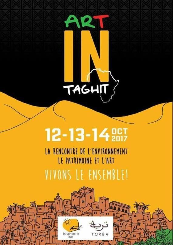 Taghit accueille