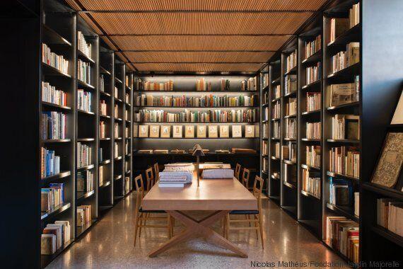La mode et l'art, coeur battant du musée Yves Saint Laurent