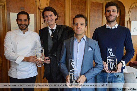 Le chef tunisien Youssef Gastli lauréat du prix Trophées Bocuse & Co à