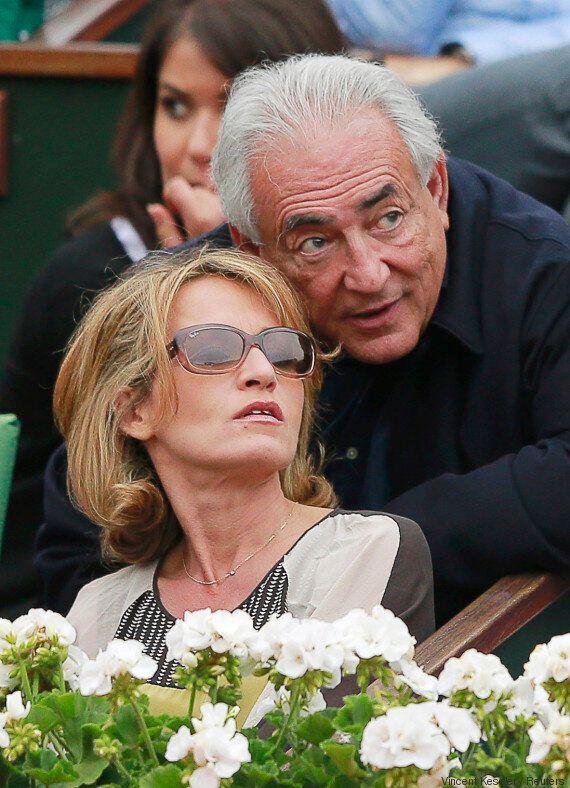 DSK et Myriam L'Aouffir, un mariage discret à