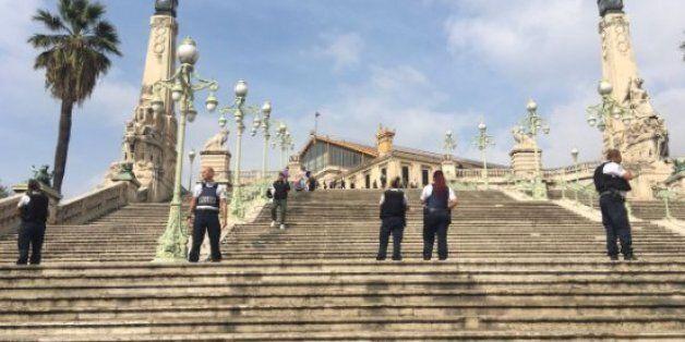 Un homme abattu après avoir attaqué des passants au couteau à la gare Saint-Charles de
