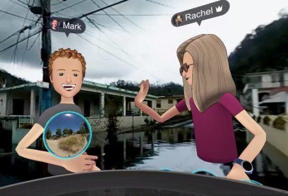 Mark Zuckerberg se