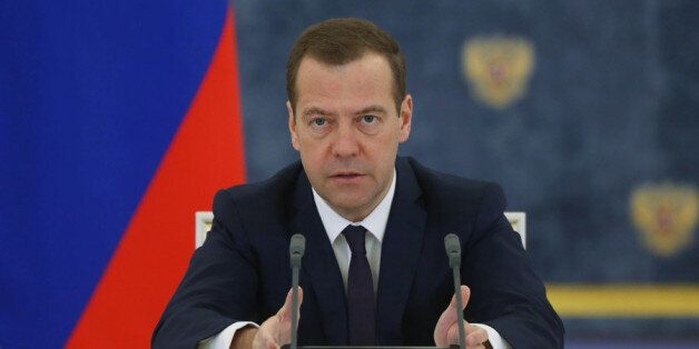 Medvedev distingué