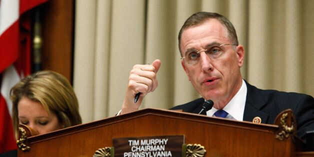 U.S. Representative Tim Murphy (R-PA) chairs a House Energy and Commerce Oversight and Investigations...