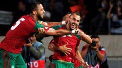 Khalid Boutaib réalise un triplé et rapproche le Maroc de la prochaine Coupe du