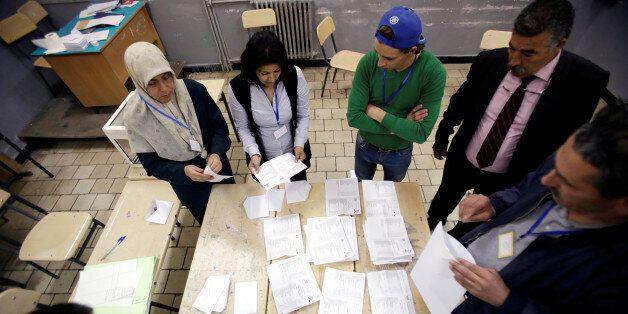 Alger, elections legislative le 4 mai 2017. REUTERS/Ramzi