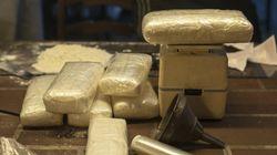 2,5 tonnes de cocaïne saisies dans une ferme près de Oued Cherrat, 10 personnes