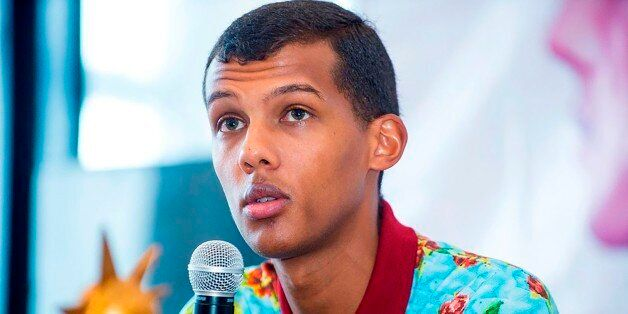 Concert of Stromae in Kigali (Rwanda) 17/10/2015 pict. by Raphael Cardinael © Photo News picture not...