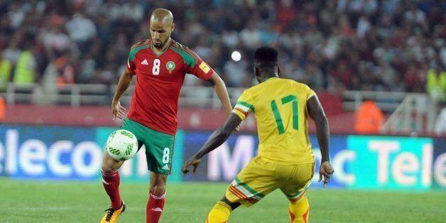 Match Maroc-Mali comptant pour les éliminatoires pour la Coupe du monde, le 1er septembre