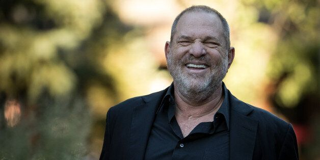 SUN VALLEY, ID - JULY 12: Harvey Weinstein, co-chairman and co-founder of Weinstein Co., attends the...