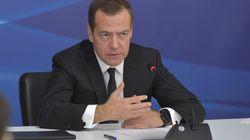 Dmitri Medvedev en visite officielle en Algérie à compter de