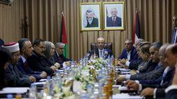 Le gouvernement palestinien se réunit à Gaza, une première depuis