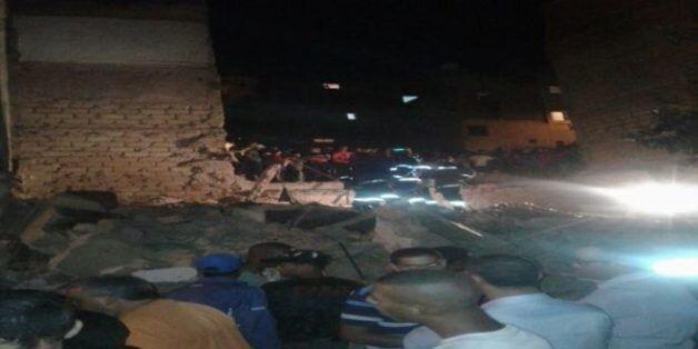 Effondrement d'un immeuble à Fès: les explications du ministère de l'Aménagement du territoire