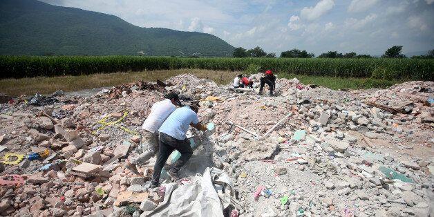Séisme au Mexique: Triste bilan après la fin de la recherche de