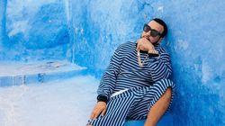 Le rappeur French Montana a tourné son prochain clip à