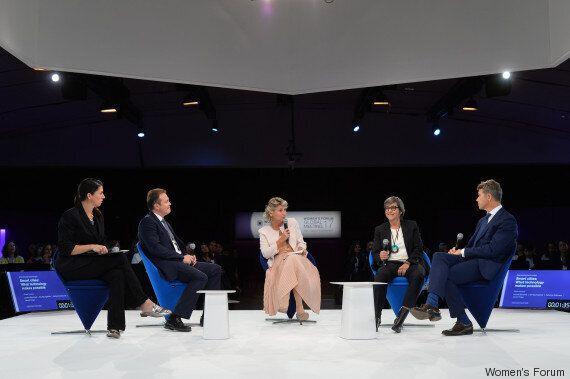 Ces femmes du monde arabe présentes parmi plus de 2000 participantes au Women's Forum à