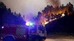Portugal: une nouvelle vague d'incendies de forêt mobilise plus de 1.500