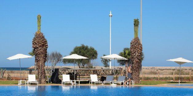 Nouvel hôtel de Saïdia, le Meliá Saïdia Beach s'est offert une pré-ouverture éphémère le 7 octobre, et...