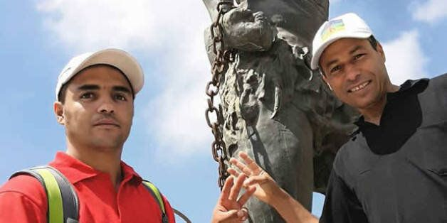 Les deux militants mozabites, accusés de