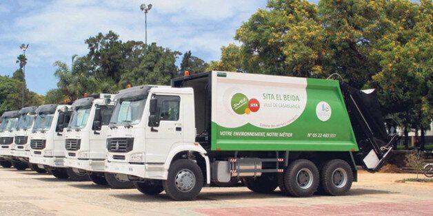 Le groupe Suez ne gérera plus les services de propreté de
