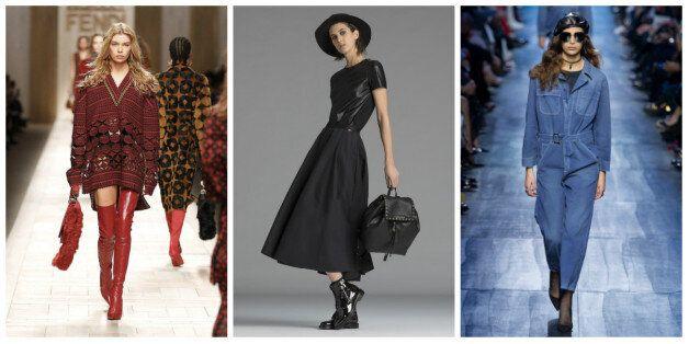 D'Armani à Zara, décryptages des looks de l'automne de A à