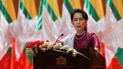 Crise des Rohingyas: Aung San Suu Kyi