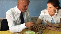 Quand l'ambassadeur de France Olivier Poivre D'Arvor vous fait découvrir le Rfiss Tounsi et Sbeitla