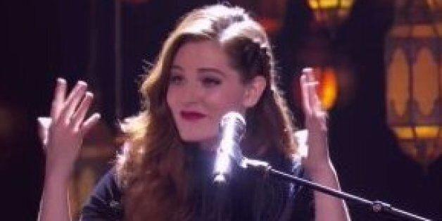 L'émouvante interprétation de cette chanteuse sourde dans