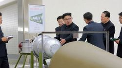 De la bombe H à une usine de chewing-gums, l'étonnante journée des médias officiels en Corée du