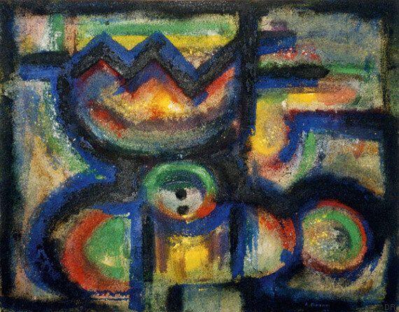 Regard sémiotique sur la peinture intemporelle de Ahmed