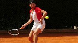 Tennis/Circuit Pro-féminin - Tournoi de Hammamet: l'Algérienne Ibbou qualifiée aux quarts de