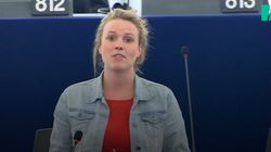 Au Parlement européen, cette députée raconte son agression