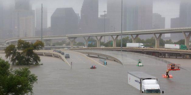 Ouragans Harvey et Irma: Dégâts matériels chez des familles