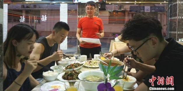 A Fès, ce restaurateur chinois fait son