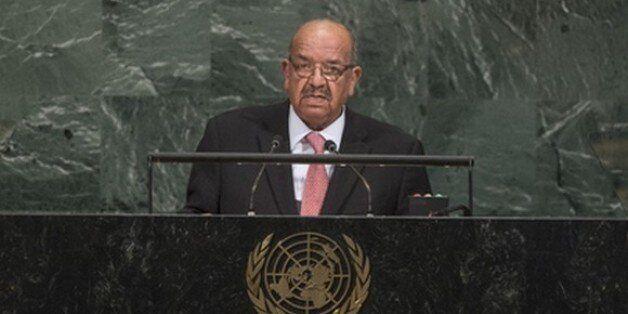 ONU: Messahel s'adresse à la 72ème session de l'Assemblée