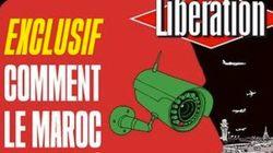 Le journal français Libération consacre sa Une à