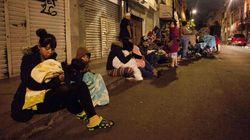 Plusieurs morts au Mexique après un séisme de magnitude 8,4, alerte tsunami