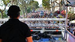 Le char Tunisien à la Techno Parade de Paris: La liste des artistes