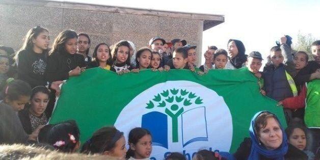 Éco-Écoles: 67 écoles hisseront le Pavillon vert à la rentrée