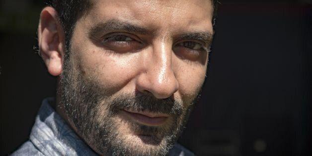 Le realisateur algerien Karim Moussaoui. AFP PHOTO / Eric CABANIS (Photo credit should read ERIC CABANIS/AFP/Getty