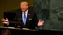 Ce qu'il faut retenir du discours de Donald Trump devant l'assemblée générale de