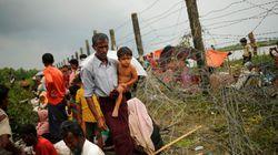 Près de 270.000 réfugiés rohingyas au Bangladesh en deux