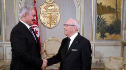 Le maréchal Khalifa Haftar à Tunis: Ce sera bientôt la fin du terrorisme en Libye
