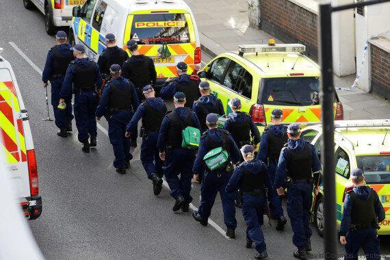 Londres: Explosion dans le métro à la station Parsons