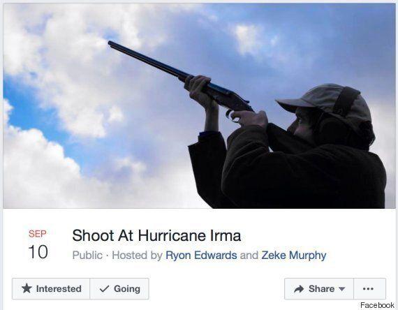 Face à Irma, les habitants de la Floride gardent le sourire en imaginant des moyens ridicules de combattre