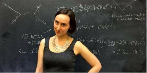 Qui est Sabrina Gonzalez Pasterski, la nouvelle Albert