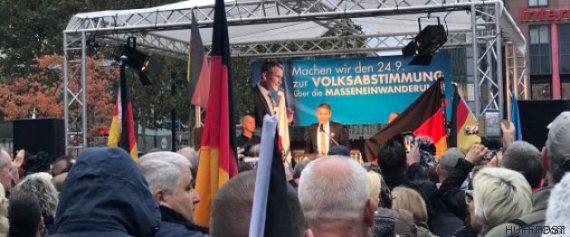 Élections en Allemagne: le HuffPost allemand a suivi une semaine de meetings de l'AfD – et a découvert...