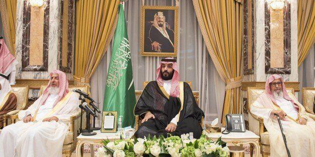 Le prince héritier de l'Arabie Saoudite, Mohamed Ben Salmane - Photo